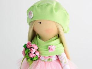 Как сделать сгибающиеся ручки и ножки у текстильной куклы. Ярмарка Мастеров - ручная работа, handmade.