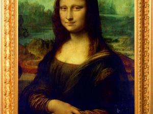 Мона Лиза. Ярмарка Мастеров - ручная работа, handmade.