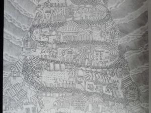 Леденейкин Александр  «Забытый город». Ярмарка Мастеров - ручная работа, handmade.