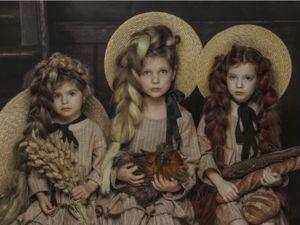 Чудесные фотографии с детьми. Ярмарка Мастеров - ручная работа, handmade.