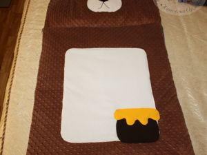 Мастер-класс по пошиву спальников(слипиков)- зверушек. Ярмарка Мастеров - ручная работа, handmade.