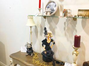Авторская кукла Стейси Лав на тематическом вечере. Ярмарка Мастеров - ручная работа, handmade.