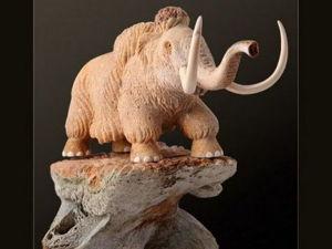 Индрик-зверь, крот-гигант, элефас примигениус, или Что нам осталось от наследия мамонтов. Ярмарка Мастеров - ручная работа, handmade.