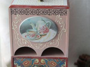 Аукцион на Буфет для чая. Ярмарка Мастеров - ручная работа, handmade.