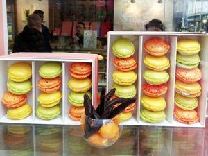 Прогулка по весеннему Парижу: вкусные витрины магазинов, выставка и другое. Ярмарка Мастеров - ручная работа, handmade.