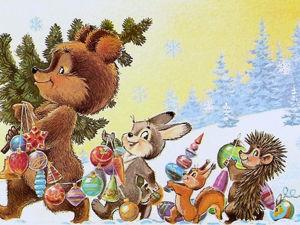 Новогодние каникулы в магазине. Ярмарка Мастеров - ручная работа, handmade.