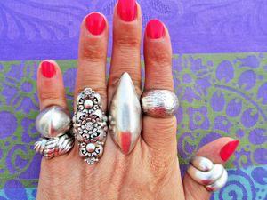 Шикарные дизайнерские кольца от Парижского ювелира уже в магазине!. Ярмарка Мастеров - ручная работа, handmade.