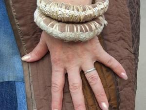 ....Следующими были браслеты. Ярмарка Мастеров - ручная работа, handmade.
