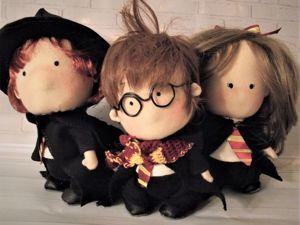 Гарри Поттер и куольные шалости. Ярмарка Мастеров - ручная работа, handmade.