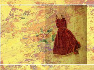 Новый детский сарафан в наличии!. Ярмарка Мастеров - ручная работа, handmade.
