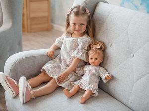 Идея создания образа для куклы. Точь-в-точь «как у меня». Ярмарка Мастеров - ручная работа, handmade.