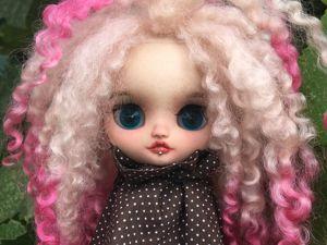 Анонс новой куклы миди блайз. Ярмарка Мастеров - ручная работа, handmade.