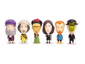 Компания Today Is Art Day расширила серию уникальных фигурок художников. Ярмарка Мастеров - ручная работа, handmade.