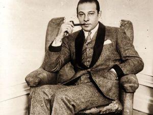 Подзабытый кумир старого Голливуда — Рудольфо Валентино. Ярмарка Мастеров - ручная работа, handmade.
