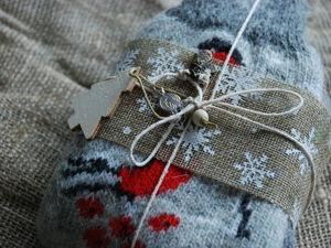 Подарочная упаковка. Ярмарка Мастеров - ручная работа, handmade.