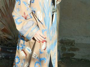 Уникальный Чапан. Ярмарка Мастеров - ручная работа, handmade.