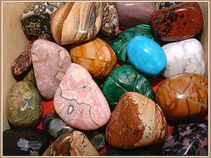 Происхождение драгоценных камней и минералов