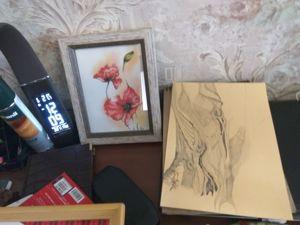 Магия в моих картинах. Ярмарка Мастеров - ручная работа, handmade.