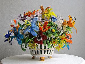Тайны французского бисероплетения. Прекрасные цветы. Ярмарка Мастеров - ручная работа, handmade.
