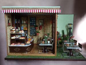 Румбокс Кафе. Ярмарка Мастеров - ручная работа, handmade.