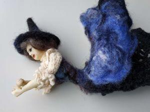 Ведьма. Ярмарка Мастеров - ручная работа, handmade.
