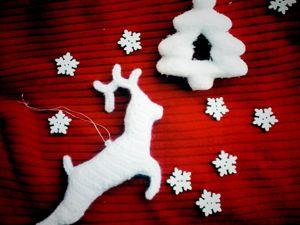 Северный олень. Ярмарка Мастеров - ручная работа, handmade.