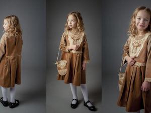 Платье: Алиса в стране чудес. Ярмарка Мастеров - ручная работа, handmade.