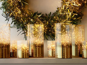 Golden Christmas Decor: 15 Cool Ideas. Livemaster - handmade