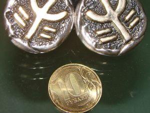 Видео Серьги винтажные серебро 960. Ярмарка Мастеров - ручная работа, handmade.