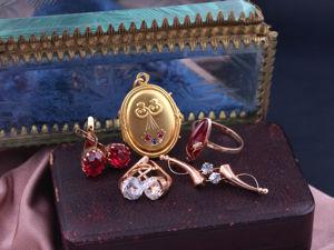 Советское золото Лавки Сороки. Ярмарка Мастеров - ручная работа, handmade.