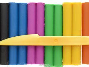Пластилиновая Живопись: как выбрать нужный пластилин. Ярмарка Мастеров - ручная работа, handmade.