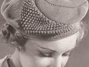 Определяем размер шапочки, берета. Ярмарка Мастеров - ручная работа, handmade.