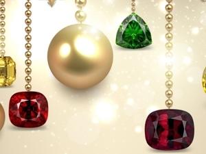 Драгоценные камни в подарок на Новый Год. Ярмарка Мастеров - ручная работа, handmade.