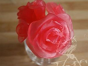 Варим мыло «Цветы на ладони». Ярмарка Мастеров - ручная работа, handmade.