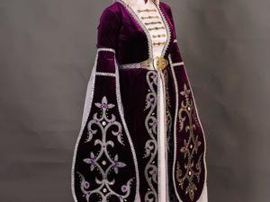 Особенности кабардинского национального костюма. Ярмарка Мастеров - ручная работа, handmade.