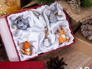 Конкурс коллекций «Готовимся к Новому году». Ярмарка Мастеров - ручная работа, handmade.