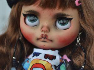 Luma. New Doll. Blythe Custom. Ярмарка Мастеров - ручная работа, handmade.