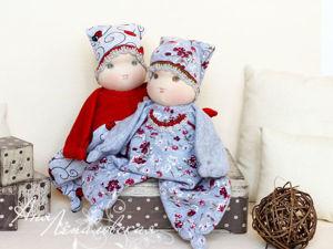 Создаем куколку «Рисальдик» для самых маленьких. Часть 1. Ярмарка Мастеров - ручная работа, handmade.