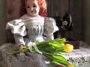 Новое платье для Александры! Всех с праздником!!!. Ярмарка Мастеров - ручная работа, handmade.