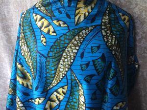 Африканские ткани — шикарные новинки. Ярмарка Мастеров - ручная работа, handmade.