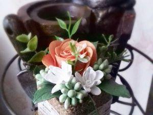 Конкурс  «Подарок к 8 марта». Ярмарка Мастеров - ручная работа, handmade.
