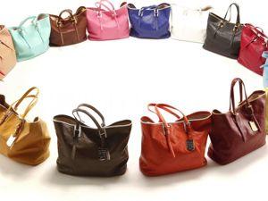 Супер акция!!! Любая кожаная сумка за 2200 рублей. Ярмарка Мастеров - ручная работа, handmade.