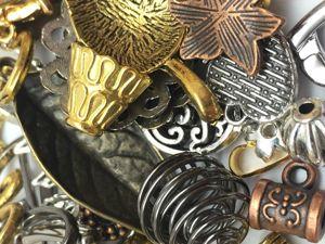 Анонс Марафона фурнитуры 27-29 октября. Начало в 10.00. Ярмарка Мастеров - ручная работа, handmade.