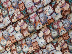 Кошечки или собачки?. Ярмарка Мастеров - ручная работа, handmade.