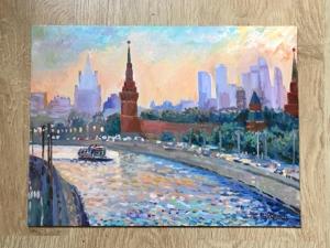 Москве — лучший город Земли!. Ярмарка Мастеров - ручная работа, handmade.
