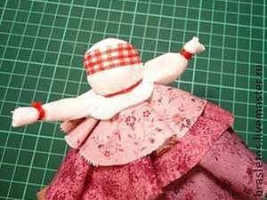 Мастер-класс: кукла «Бубенчик». Ярмарка Мастеров - ручная работа, handmade.