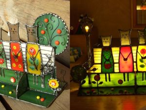 Скидки на витражные светильники. Ярмарка Мастеров - ручная работа, handmade.