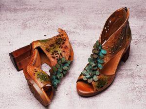 Скидка на обувь 15%. Ярмарка Мастеров - ручная работа, handmade.