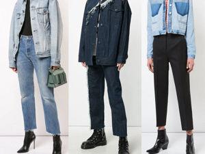 Маст хэв весны и лета 2019 — джинсы или что угодно из денима. Ярмарка Мастеров - ручная работа, handmade.
