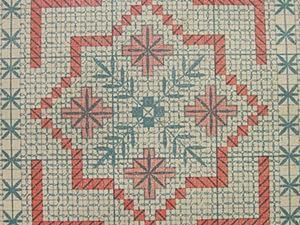 Старинные схемы вышивки. Часть 2. Ярмарка Мастеров - ручная работа, handmade.